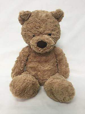 """Jellycat BROWN BEAR Bumbly 15"""" Stuffed Animal Toy Plush"""
