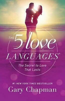 The 5 Love Languages: The Secret to Love That Lasts by Gary Chapman (English) Pa
