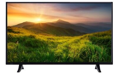 43 Zoll 109 cm LED TV / FULL HD LED TV mit  DVB-T & DVB-C HD / HDMI / USB 2.0