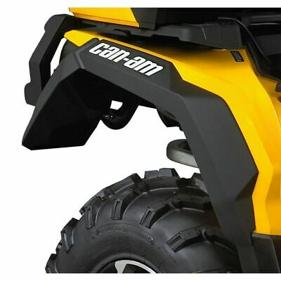 Kotflügel Verbreiterung Set Can Am Outlander L 450 500 570 ATV Quad Mud Guard
