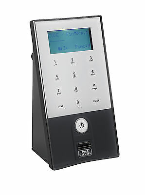 Burgwächter secuENTRY pro 5712 Fingerprint Elektronisches KEYPAD secu ENTRY