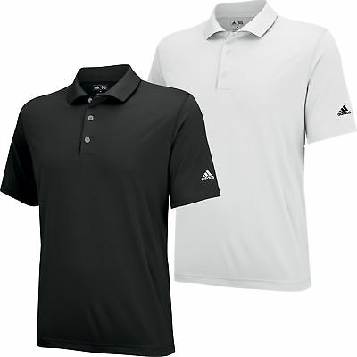 Adidas Golf Puremotion Solid Jersey Polo Shirt Closeout Apparel Mens NWT