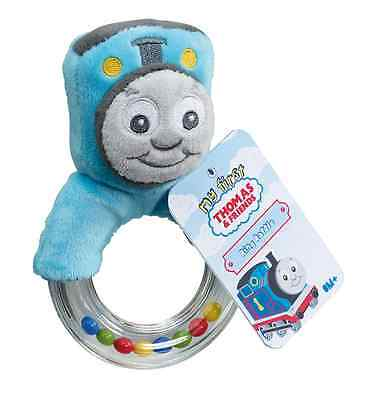 Thomas the Tank Engine 13cm Loop Rattle Baby Cuddly Soft Toy Rainbow Designs