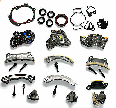 GENUINE TIMING CHAIN KIT FOR HOLDEN VZ COMMODORE SV6 & UTILITY 3.6lt V6 ALLOYTEC