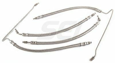 Mercruiser Alpha (1985-1990) Hydraulic Hose Kit Brand New Man Warranty
