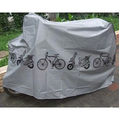 Cycling Bike Bicycle  Rain Cover Dust  Waterproof Outdoor Scooter Protector