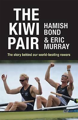 The Kiwi Pair by Eric Murray Paperback Book Free Shipping!