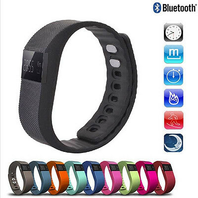 Smart Watch Pedometer Walking Step Distance Calorie Counter Activity Tracker