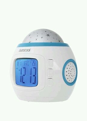 New Baby Kids  Musical Star  Sky Nightlight Sound Melody Music Cot Crib Bed Toy