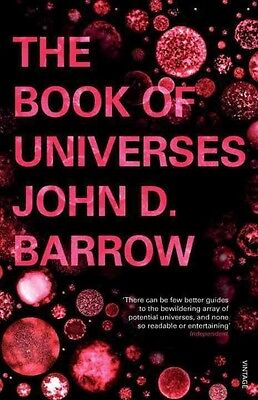 Book of Universes by John D Barrow Paperback Book (English)