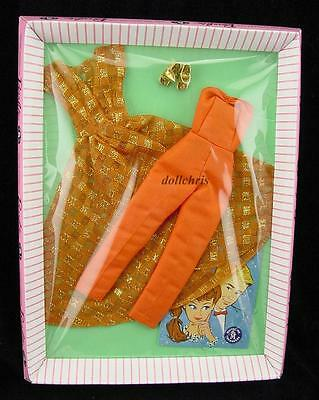 2015 Barbie Convention Mattel Club Dinner at Eight Gift Set Vintage Outfit Repro