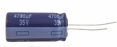 Panasonic M Series Ultra Low ESR Electrolytic Capacitors 6.3V-63V