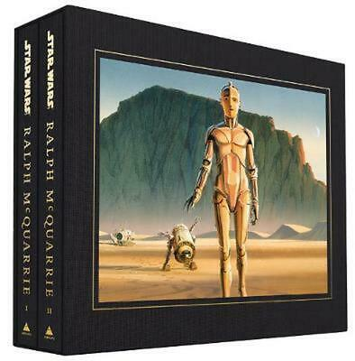 Star Wars Art: Ralph McQuarrie by Ralph McQuarrie (English) Hardcover Book