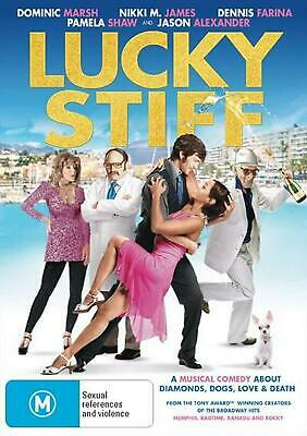 Lucky Stiff - DVD Region 4 Free Shipping!