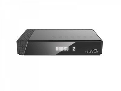 qviart UNDRO 2 TWIN DVB-S2 FULL-HD/ UHD-4K Android 4.4 + XBMC Receiver