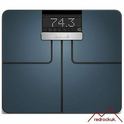 Garmin Index Smart Scale Wellness & Weight Management - Black