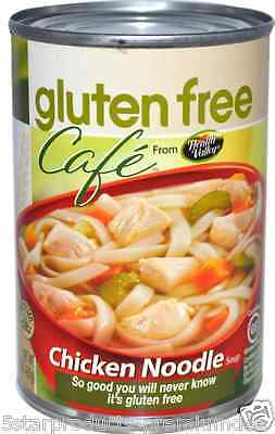 New Health Valley Gluten Free Café Chicken Noodle Soup Daily Foods Gluten Free
