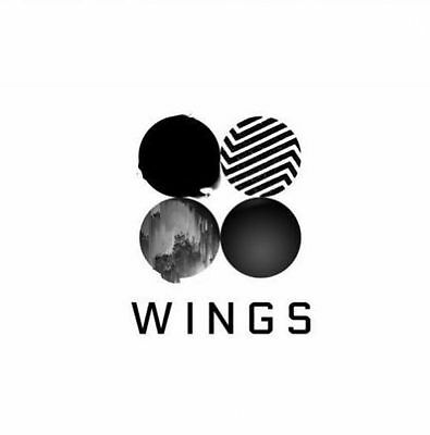 BTS 2ND ALBUM WINGS**Select Book**CD + PHOTOCARD + PHOTOBOOK +Folded Poster
