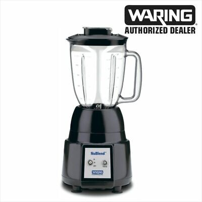 Waring BB180 3/4 HP Commercial Blender 44-oz. Container 1 Year Warranty BLOW OUT