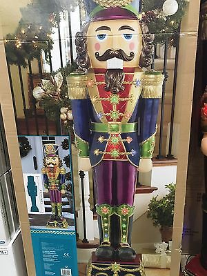 Nutcrackers christmas decorations trees celebrations for 4 foot nutcracker decoration