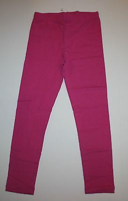 New Gymboree Girls Bright Pink Leggings NWT 4 Year Pants Outlet Stretch Comfy