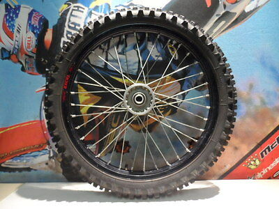 2015 Yamaha Yz 450F Front Wheel And Tire Takasago Excel 80/100-21 15 Yz450F
