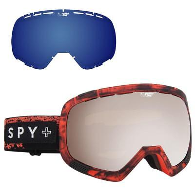 Spy Platoon Goggles Masked Red