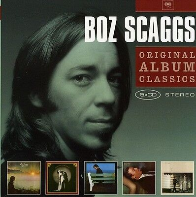 Boz Scaggs - Original Album Classics [New CD] Germany - Import