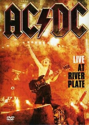 AC/DC: Live at River Plate (2011, DVD NEW)