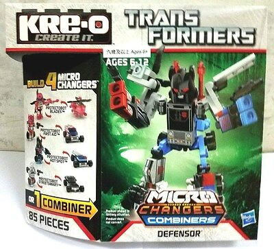 Hasbro Kre-O Transformers Micro Changers Combiners Defensor