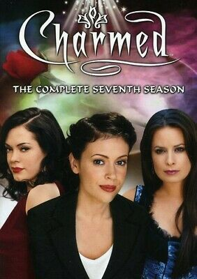 Charmed: The Complete Seventh Season [6 Discs] (2007, DVD NEW)