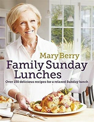 NEW - Mary Berry's Family Sunday Lunches (HC) 1472229274