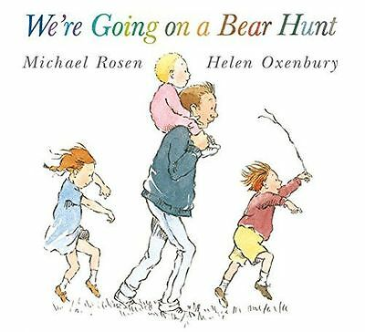 NEW - We're Going on a Bear Hunt (PB) 0744523230
