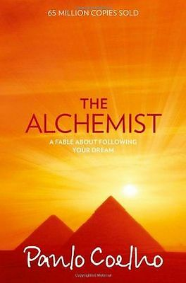 NEW - The Alchemist: A Fable About Following Your Dream (PB) 0722532938