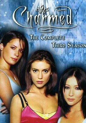 Charmed: The Complete Third Season [6 Discs] (2005, REGION 1 DVD New)