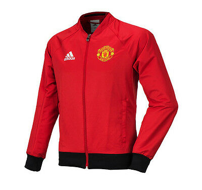 Team Sports Soccer Adidas Manchester United Eu Training Top Shirt Ac1513 Man Utd Soccer Football For Sale