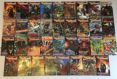 Games Workshop Warhammer 40,000 40K Monthly Comic Collection Issues 1 To 35