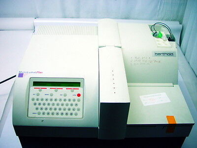 Berthold MicroLumat Plus Microplate Luminometer 28986-22