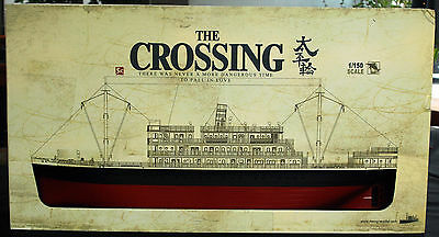 "Dampfschiff Chinese Steamer Taiping 1949 ""The Crossing"", 1:150, MENG"
