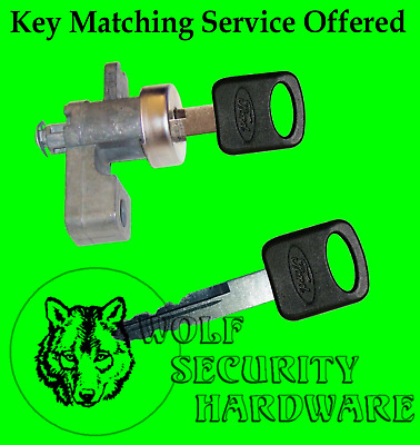 1996-2001 FORD EXPLORER MOUNTAINEER SPORT TRAC DOOR LOCK CYLINDER SINGLE 2 KEYS!
