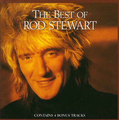 Rod Stewart - Best of [New CD] Bonus Tracks