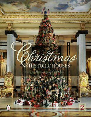 Christmas At Historic Houses by Patricia Mcmillan (English) Hardcover Book Free