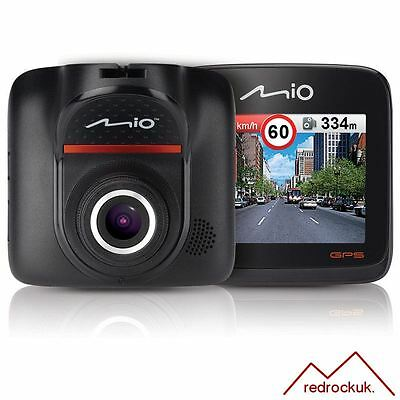 """Mio MiVue 568 Touch Full 1080P HD 2.5"""" GPS  Accident Recorder Dashboard Camera"""