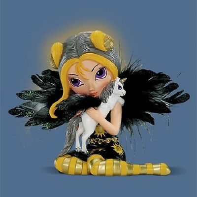 Eclipsing Allure Fairy and Unicorn Enchanting Companion - Jasmine Becket