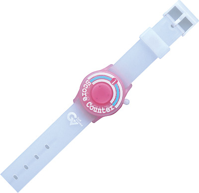 New Tabata Watch Score Counter, Pink, GV0903 SP