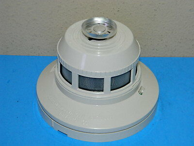 System Sensor 2412Th Photoelectronic Thermal Fire Slarm Smoke Detector