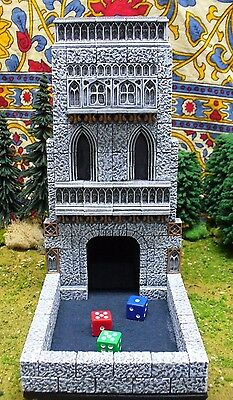 Dice Tower Dungeons & Dragons D&D Dwarven Forge Warhammer RPG Board Game