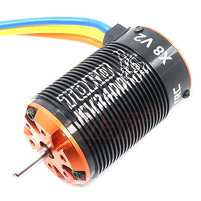 SKYRC TORO X8 V2 6 Pole 2400kv Brushless Motor 1:8 RC Cars Buggy #SK-400010-11
