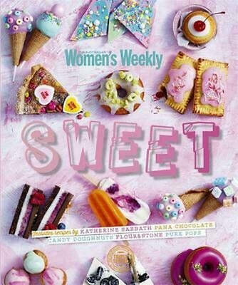 Sweet by Australian Women's Weekly Hardcover Book