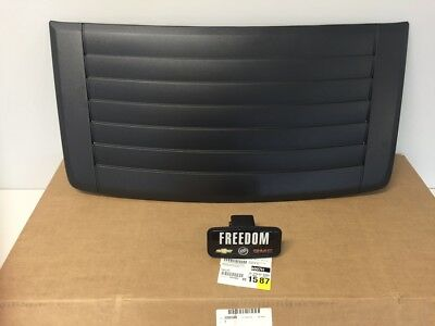 Gm 20880500 2006-2019 Hummer H3 Hood Louver Air Vent Grill Panel Insert